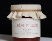 Peach Raspberry w/ Lavender Jam