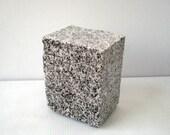 Small Tall Keepsake Granite Pet Urn