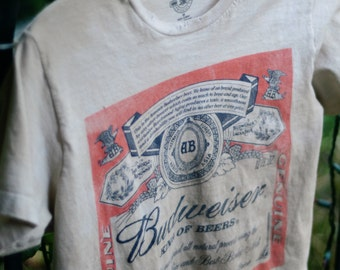 King Of Beers Budweiser shirts.