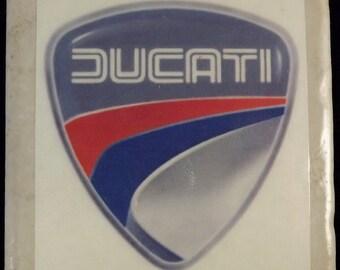 Ducati Motorcycle Coaster