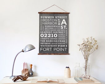 Fort Point Poster - 11x14