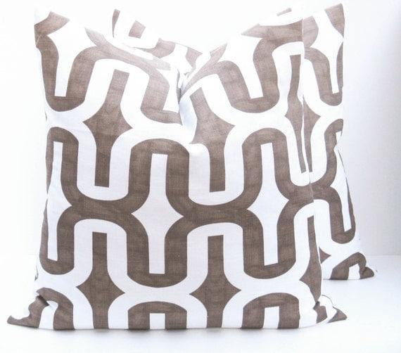 Pillows Decorative Pillow Brown Throw Pillow Accent pillow Home Decor Sofa Pillow Couch pillow  Pillow Pillows for couch Pillow