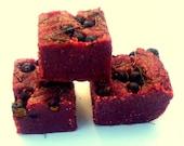 DRAGON'S BLOOD Sugar Scrub Cubes