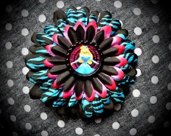 Zombie Beauty hair flower