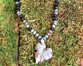 Labradorite-Fine-Silver-Leaf-Necklace