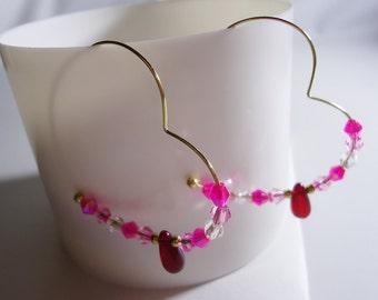 Japanese Handmade Beaded Earrings