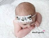 Girls Hair Accessories-Baptism Headband-White-Crystals-Ruffle-Christening-Wedding-Flowers for Hair-Bridesmaid-Flower Girl Headband