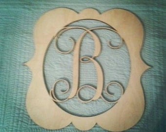 Large Wood Initial