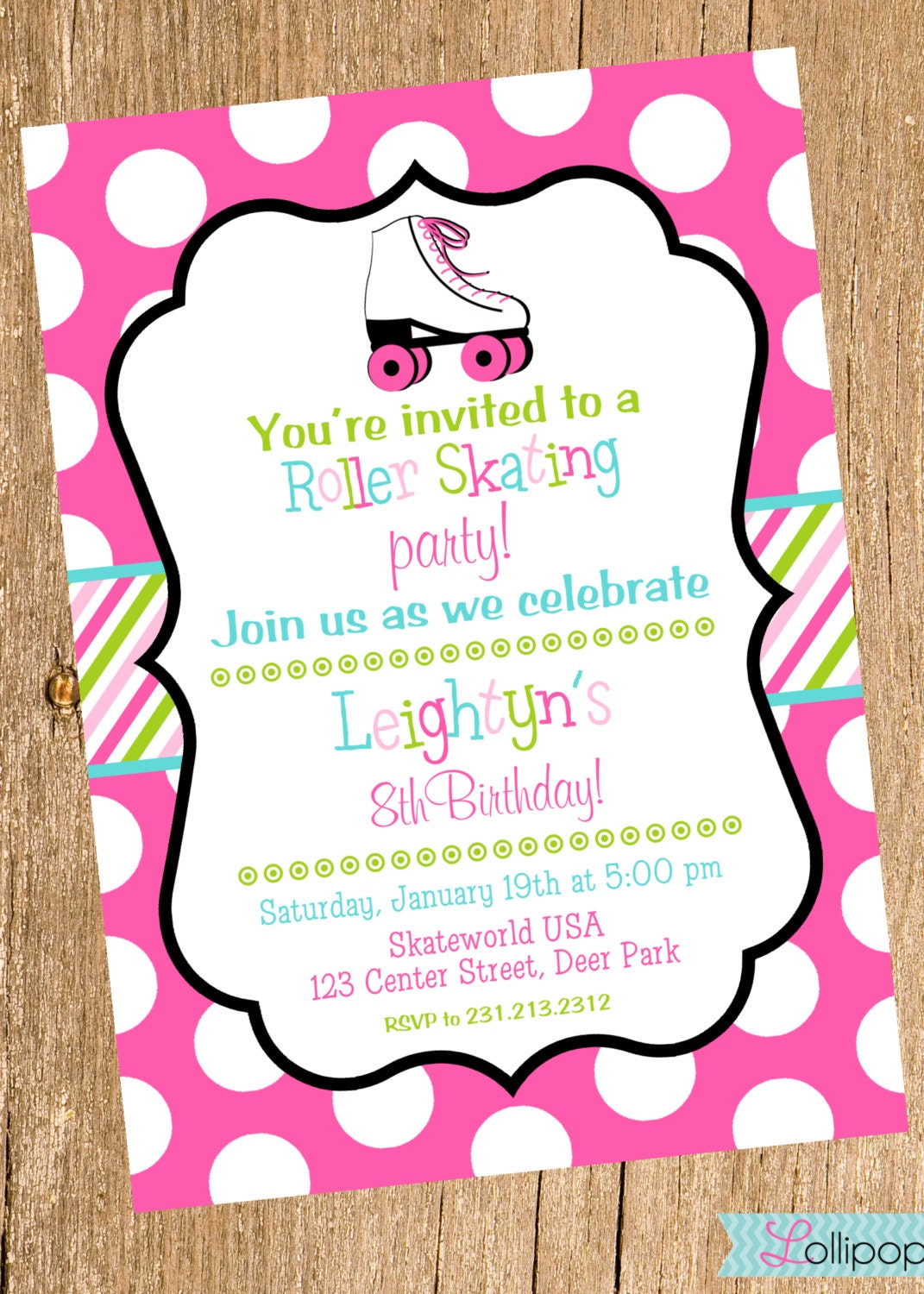Roller Skating Birthday Party Invitations correctly perfect ideas for your invitation layout
