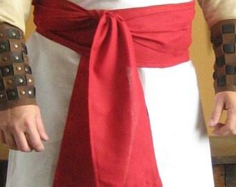 Medieval Long Belt Sash Asian Martial Arts Style