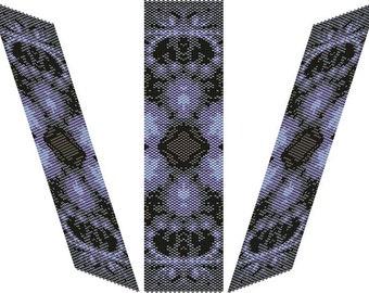 Cosmic Symphony Bracelet - PDF pattern