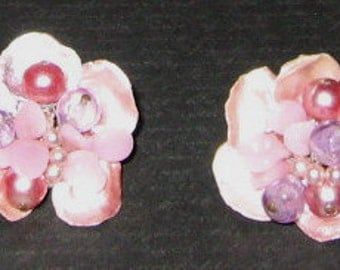 Possible Mariam Haskell Clip Earring
