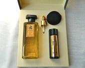 2 Vintage ARPEGE by Lanvin Perfume Gift Presentation  Set - 2 oz Eau de Lanvin with Atomizer, 1/8 Pursette Extrait Pure Perfume  New In Box