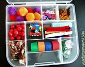 Mini Exploration Busy Box - A Learning Activity