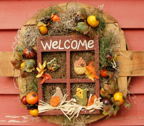fall harvest welcome - photo #12