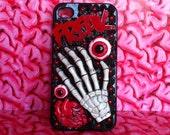Freak horror decoden Iphone 4/4S case)
