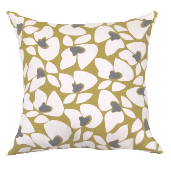 Mustard Throw Pillow Covers : Yellow Decorative Pillow Covers.Mustard by AnyarwotDesigns