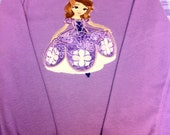 Sofia The first personalized shirt