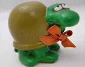 Vintage Turtle figurine