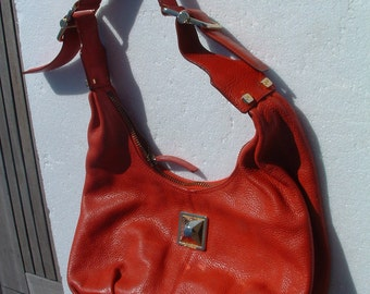GIANFRANCO FERRE bag pre-owned made in Italy circa 1980's free shipping