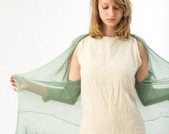 Cardigan Knitting Summer fashion,knit Jacket ,women sweater blouse mint