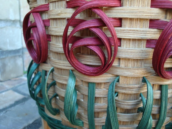 Basket Weaving Tips : Images about basket weaving techniques on