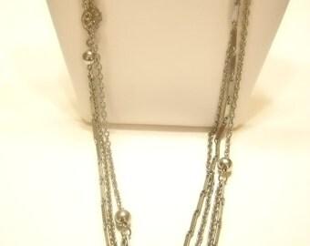 """Vintage 52"""" PARK LANE CHAIN Necklace (4863)"""