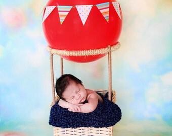 Baby Blanket Denim Twist Baby Blanket Navy Blue Baby Blanket Denim Baby Blanket Newborn Photography Prop Blanket Baby Boy Blanket Photo Prop