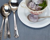 Silver Soup Spoons (set of 8)