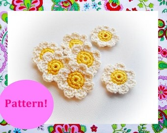 Margaritas Crochet Pattern