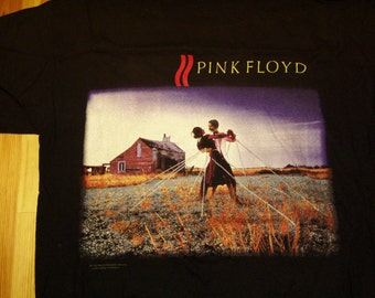 Pink Floyd Collection of Great Dance Songs T-Shirt Licenced Dead Stock w Tags