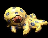 Ollie the blue ringed octopus -Now Free shipping