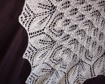 Any Color Knitted Shawl, Hand Knit Shawl, Women Warm Gift, Made to order