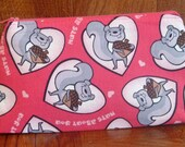 Acorn Squirrel Make Up Storage/Cosmetic Organizer