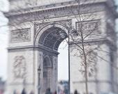 France FRENCH Photography  Arc de Triomphe 8x10 Original Fine Art Photography Print