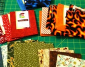 20 Assorted Fat Quarters - destash