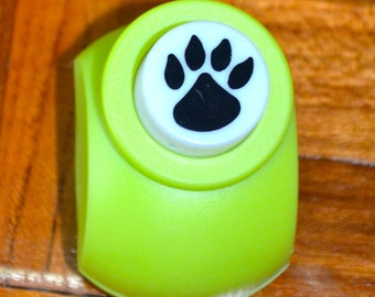 A Set of a Paper Punch- Paw