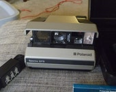 Polaroid Spectra QPS Instant Film Camera Bundle - Make Offers
