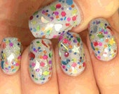Piñata Polish Full size glitter Custom Franken Limited