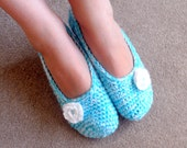 Crochet slippers, tootsie toes, boudoir slippers, slipper socks, carpet slippers, bedroom slippers, house shoes