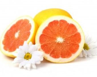 1oz Natural Grapefruit Perfume Oil, Grapefruit Oil, Grapefruit Fragrance, Grapefruit Scent, Lotions and Potions