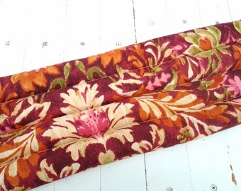 Large Microwave Rice Bag, Thermal Therapy Rice Bag in Rich Tapestry Motif