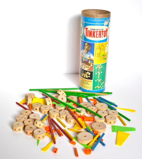 Tinker Toys Toys 99
