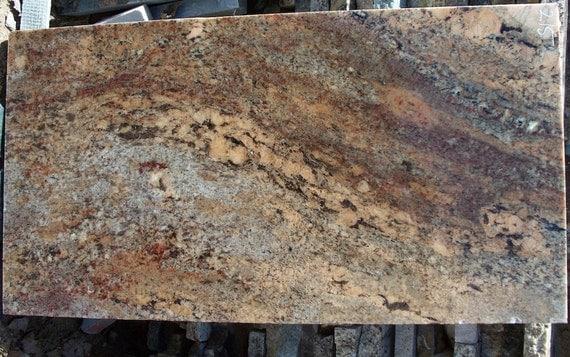 Granite Remnants Crema Bordeaux Natural Garden Stone