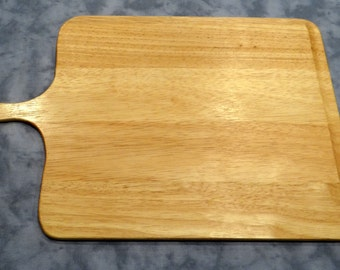 Oak Cutting & Pizza Serving Board