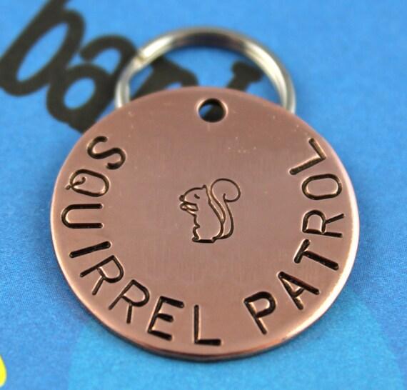 Name Copper Dog Tag
