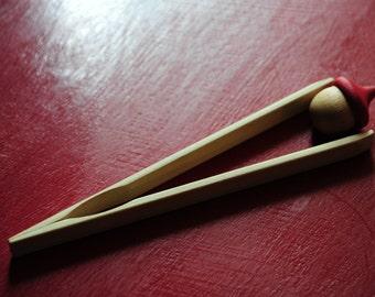 Bamboo Toast Tong