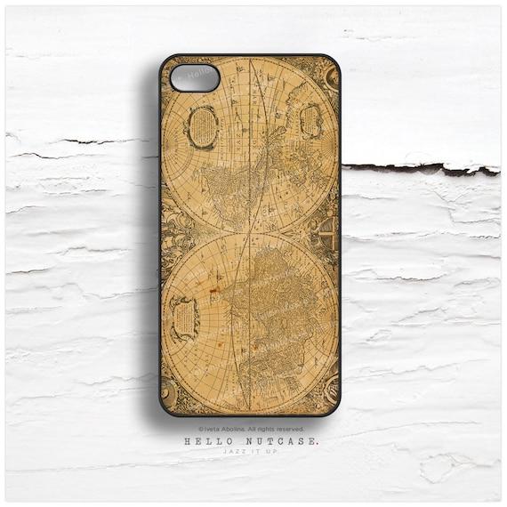 iPhone 7 Case Vintage World Map iPhone 7 Plus iPhone 6s Case iPhone SE Case iPhone 6 Case iPhone 6s Plus iPhone iPhone 5S Galaxy S6 Case V7