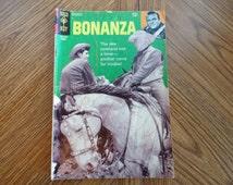 Gold Key Bonanza No. 37 Last Issue with Photo Cover