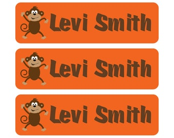 School Labels - Great for lunchboxes, school supplies, lockers, and more